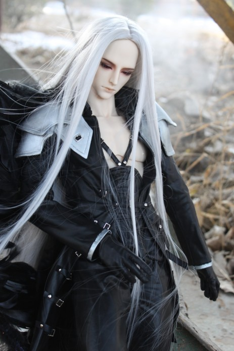 FF7 cos Sephiroth~ by bikacy