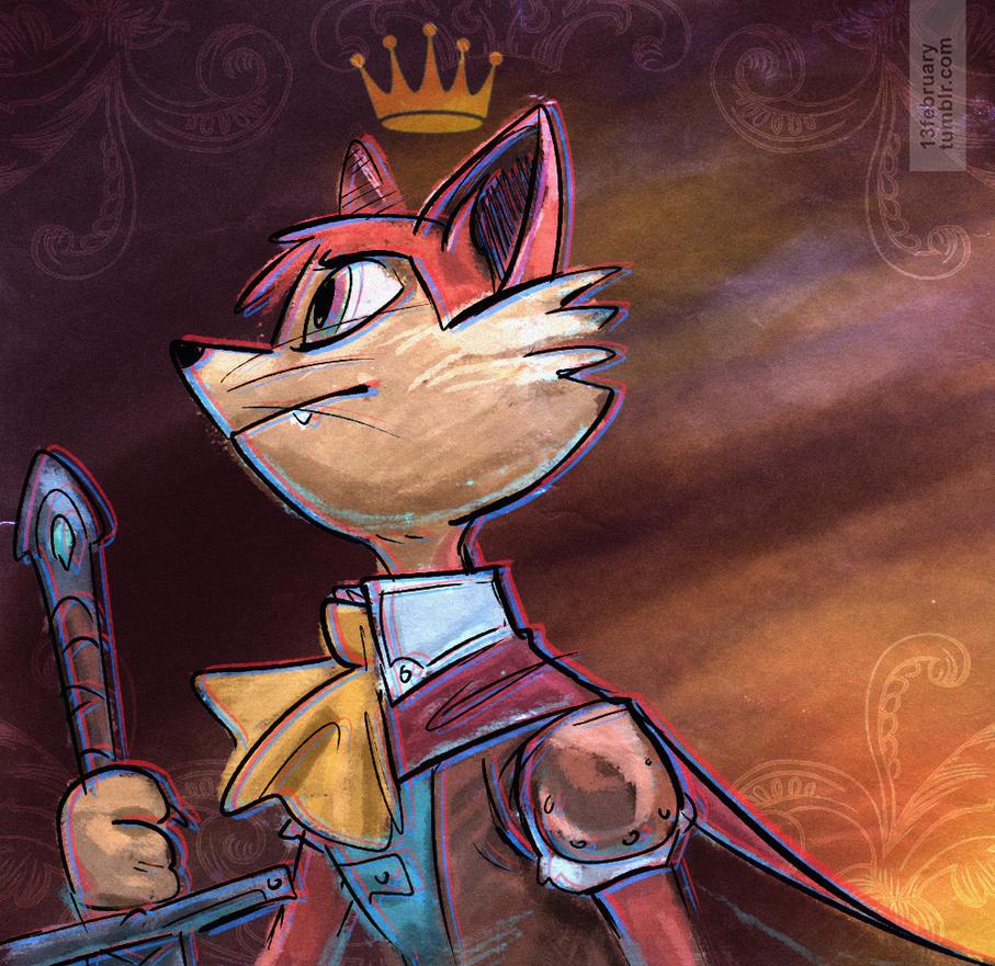 Prince Fox by 13febr