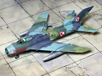 MiG-19R/Lim-7RPLS 7th PLS Polish Navy 1975 by Sport16ing