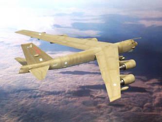 Boeing B-52K Stratofortress B.I - 617 Squadron 99 by Sport16ing