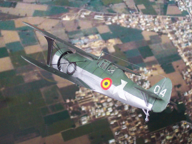Avions Fairey Faune Mk.Ia - Belgium 1940 by Sport16ing