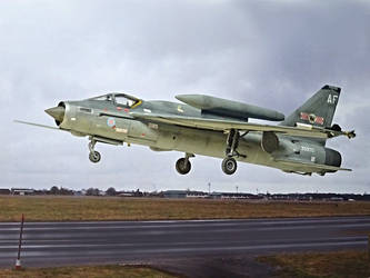 English Electric P.6/1, RAF 65 Sq., Coningsby 1983 by Sport16ing