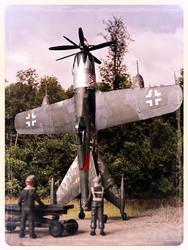 Focke Wulf Ta 338 by Sport16ing