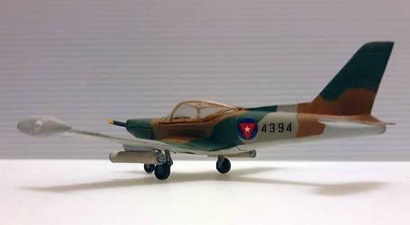 Fairchild FF.260WCu Warrior
