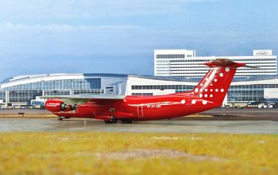 Lockheed L300-1100 Starlifter, Air Greenland