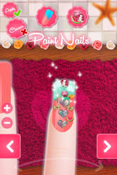 Fashion Girl Nail Salon - 1 by 3coins