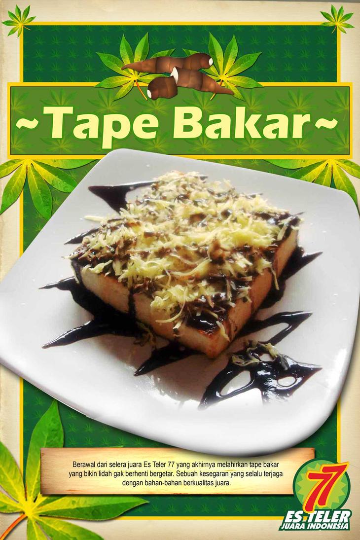 Tape Bakar-Es Teler 77 by nomofilo