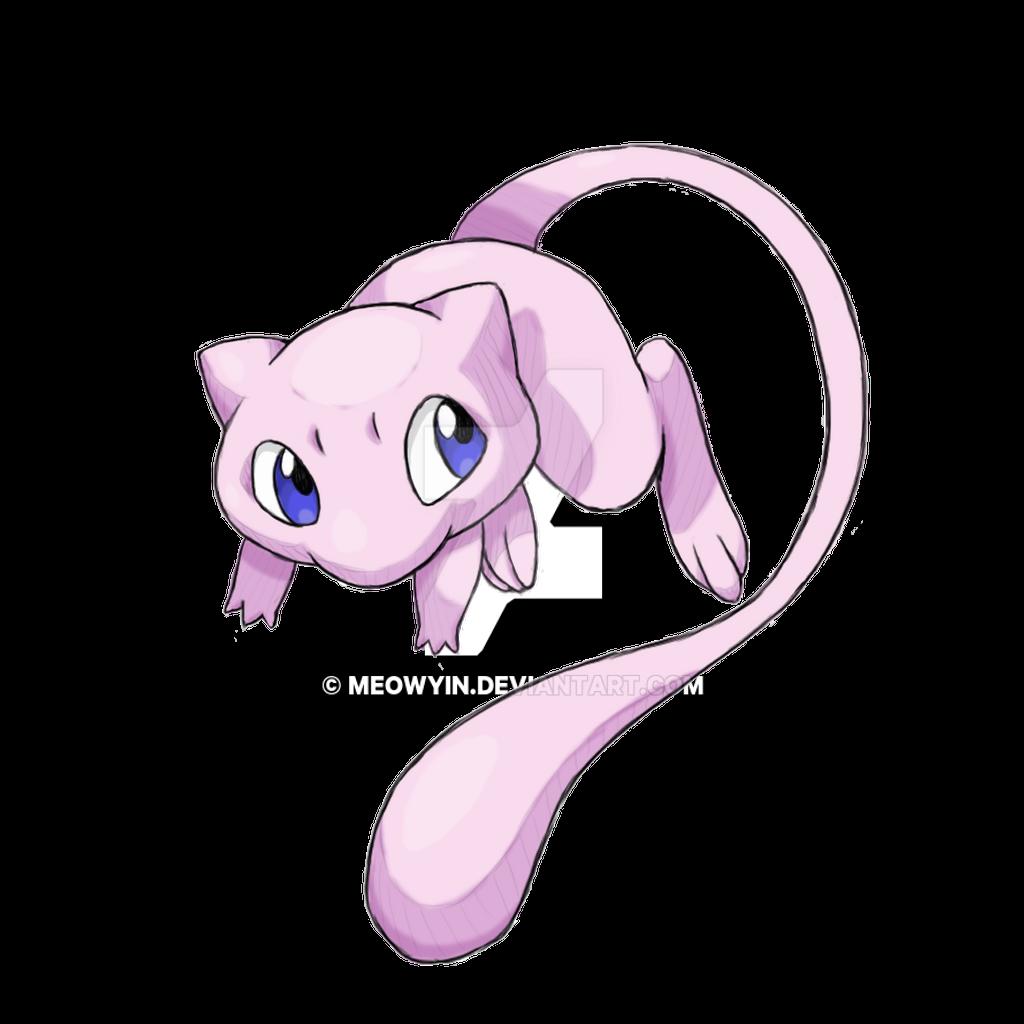 anime pokemon mew - photo #20