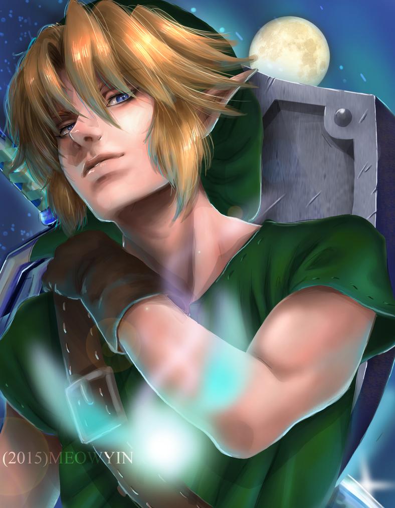 I'm Link. I'll be saving you tonight. by MeowYin