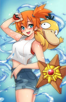 Misty Let's Go!