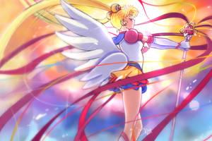 A Super Pretty Soldier Sailor Moon