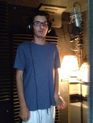Recording Booth - July 2014 by Spyro1267