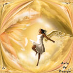 Lusinda Angel by ArtsByDesign