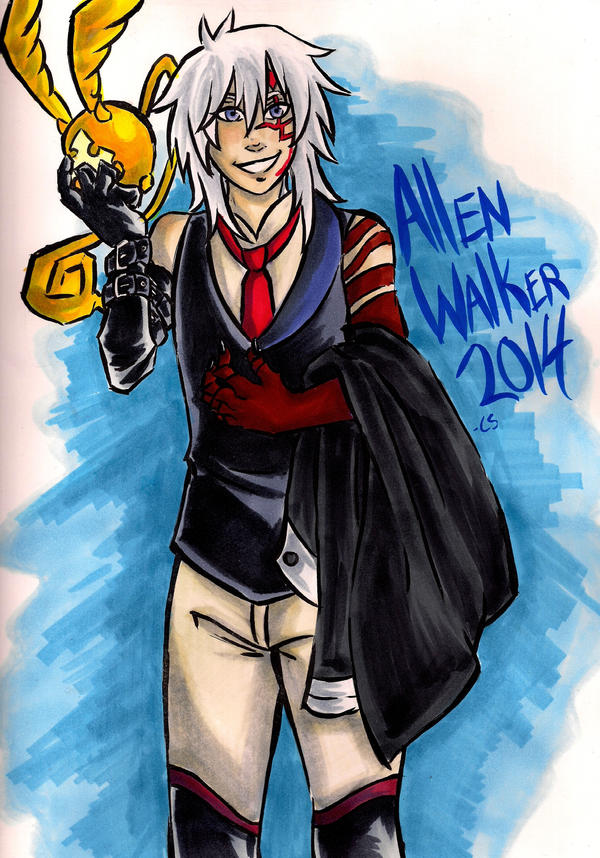 New Allen Design from Hoshino1000 by The-Butterses