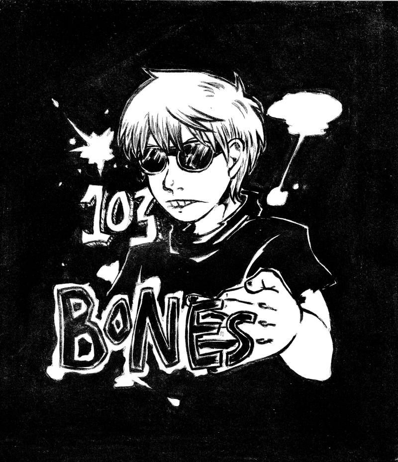 103BONES by The-Butterses