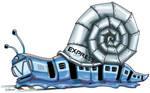 Train Snail