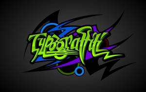 TypoGraffiti by orioncreatives