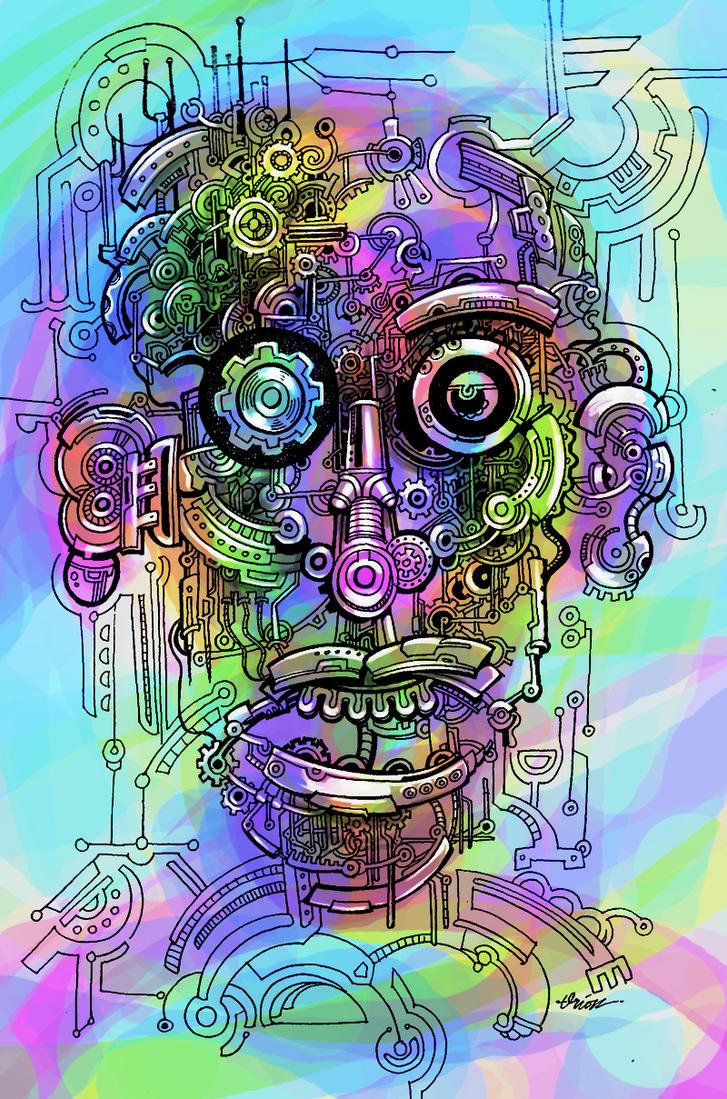 Technocrap by orioncreatives