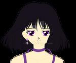Princess Saturn Hotaru Reed