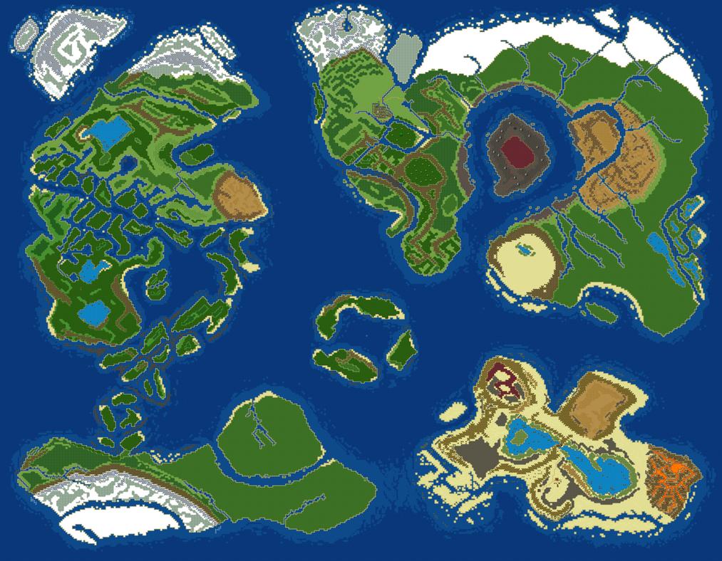 World map v4 by razzirazzi on deviantart world map v4 by razzirazzi gumiabroncs Choice Image
