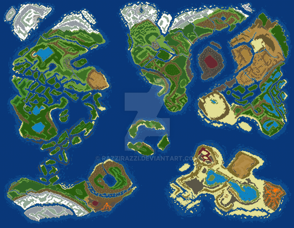 World map v6 by razzirazzi on deviantart world map v6 by razzirazzi gumiabroncs Images