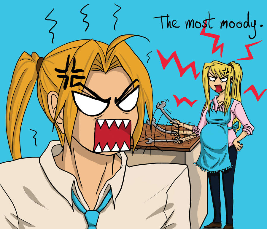 Ed and Winry by Noidatron on DeviantArt