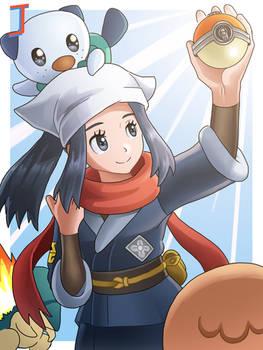 Pokemon Legends Arceus 2