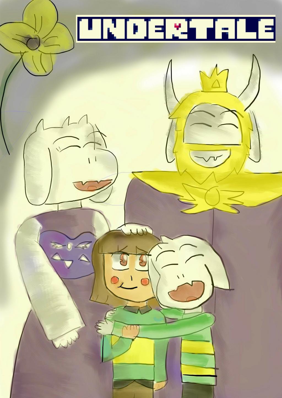 The Dreemur Family by Daisy68199