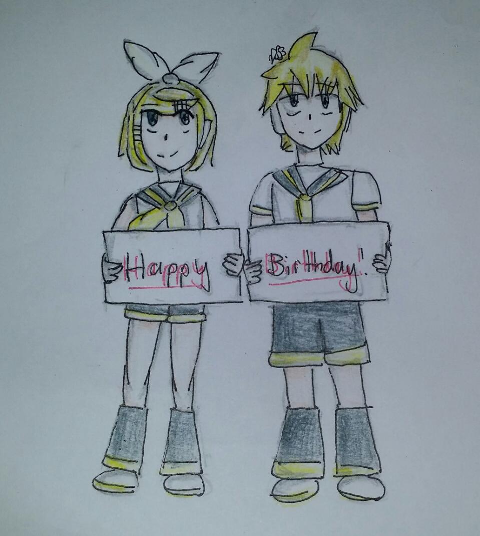 Happy Birthdayyy by Daisy68199