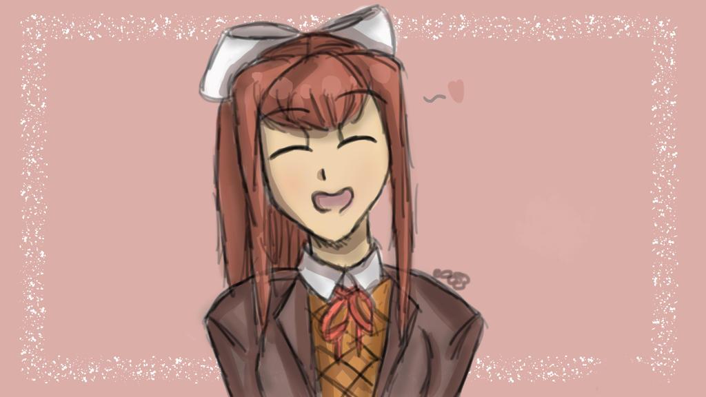 Innocent Looking Monika by Daisy68199