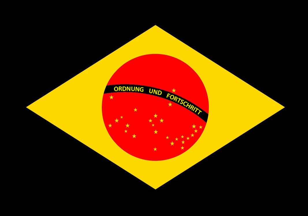german brazilian flag by thedrifterwithin on deviantart