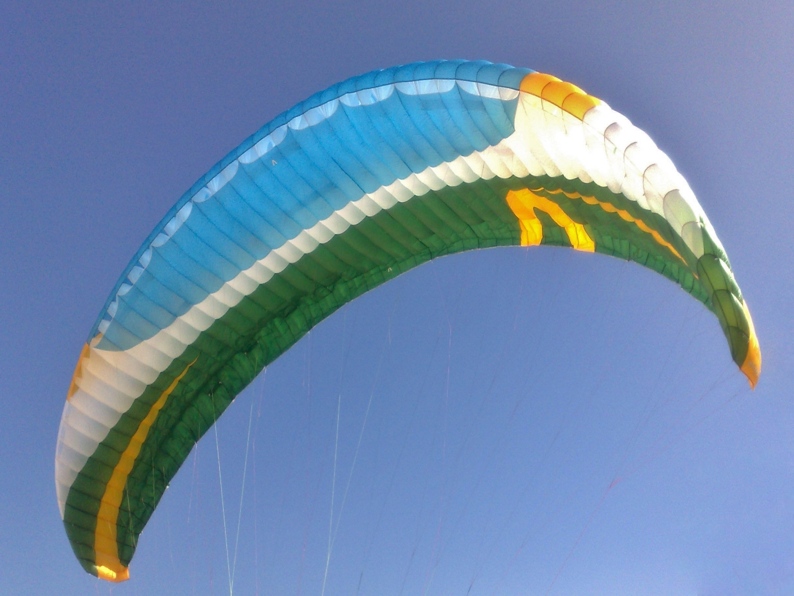 Paraglider by TheDrifterWithin