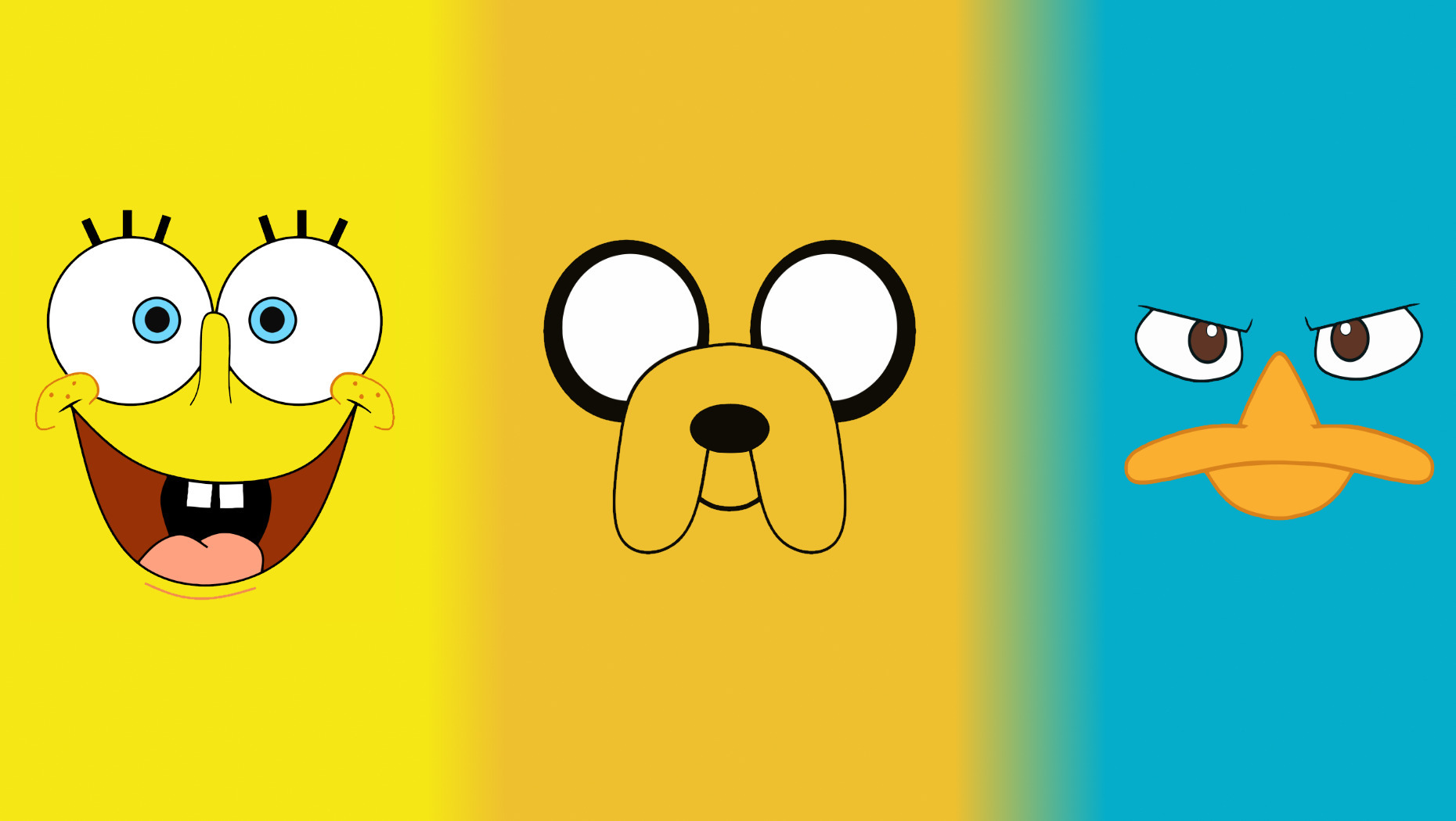 nickelodeon cartoon network and disney channel by thedrifterwithin