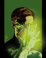 Hal Jordan by videsh by wrathofkhan