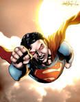 Superman by Nightblade