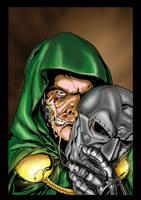 Face of Doom by ravyn916 by wrathofkhan