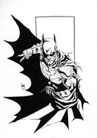 Dark Knight by wrathofkhan