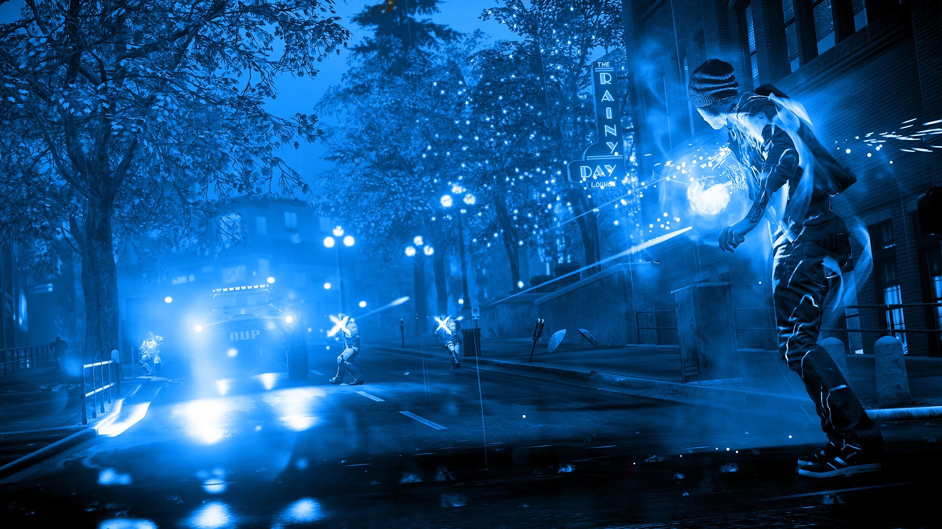 like neon blue wallpaper - photo #28