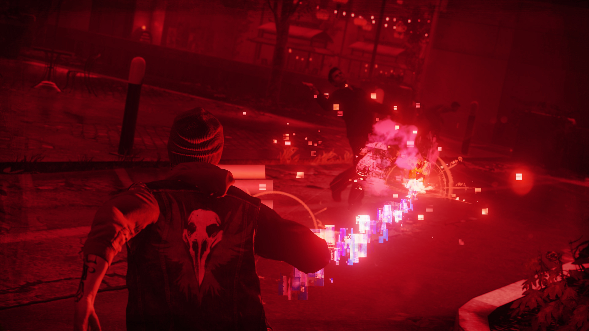 Infamous Second Son Wallpaper Video
