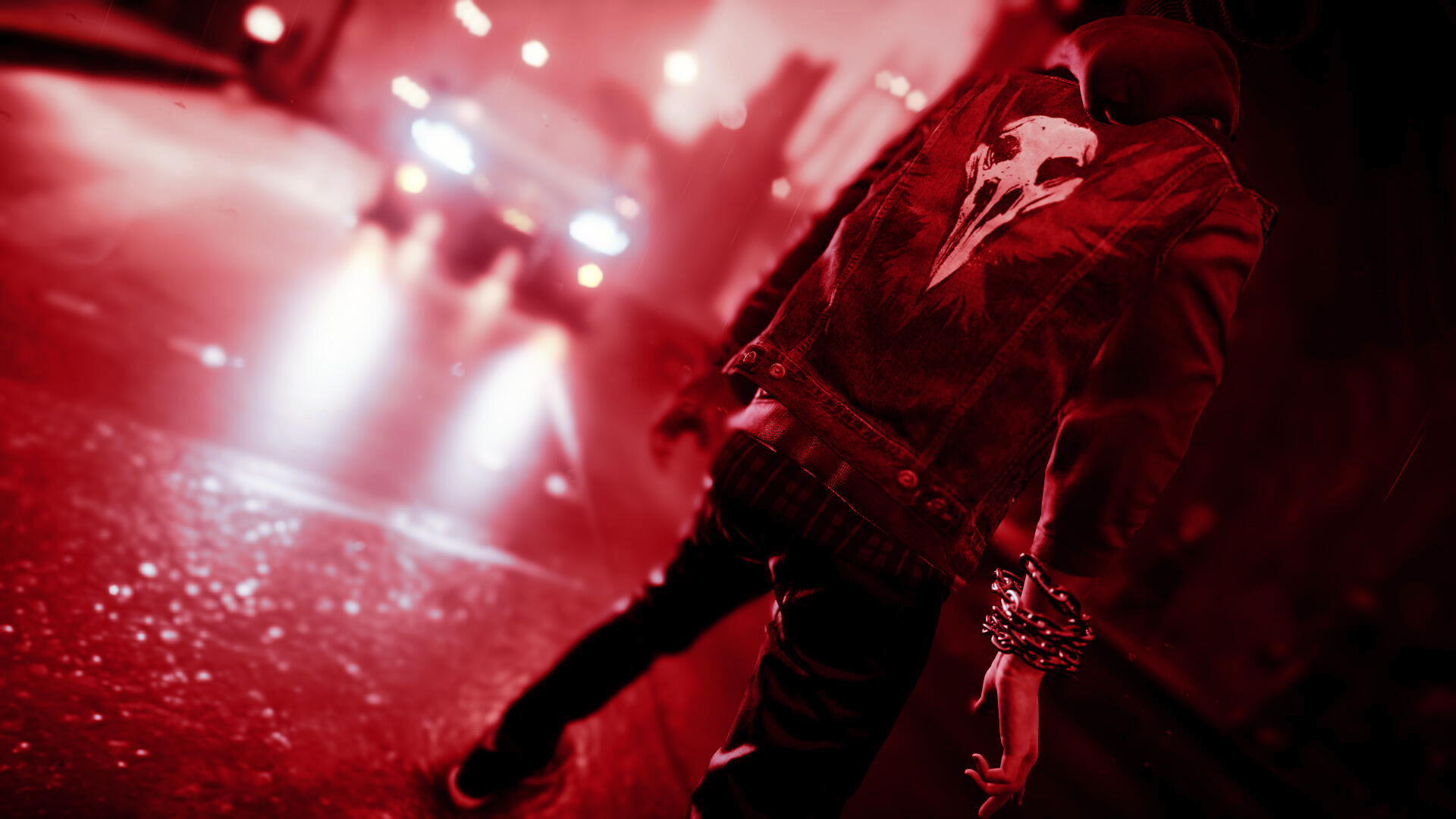 Infamous Second Son Infamous Rank Wallpaper by XtremisMaster