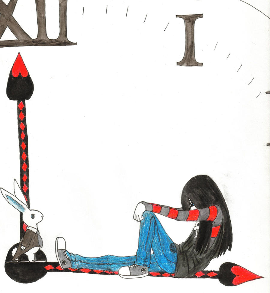 Unconventional Alice III by AlwaysInCharacter