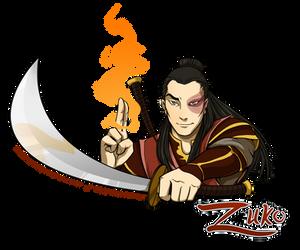 Zuko by Kiniki-Chan
