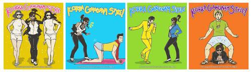 Korra Gangnam Style!