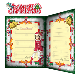 SF - Merry Christmas by FireBorg