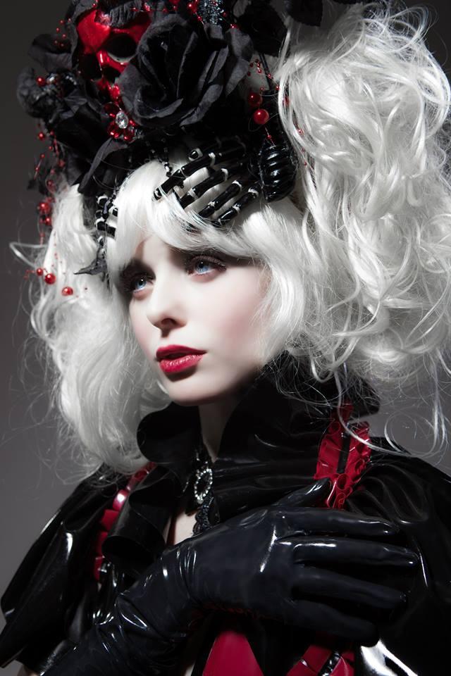 The demon by ValerieVirgin