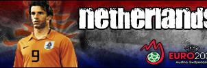 UEFA Euro 2008 Netherlands sig