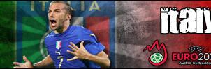 UEFA Euro 2008 Italy sig 2