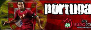 UEFA Euro 2008 Portugal sig 2