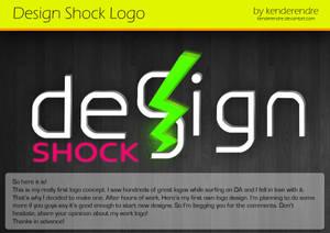 Design Shock Logo