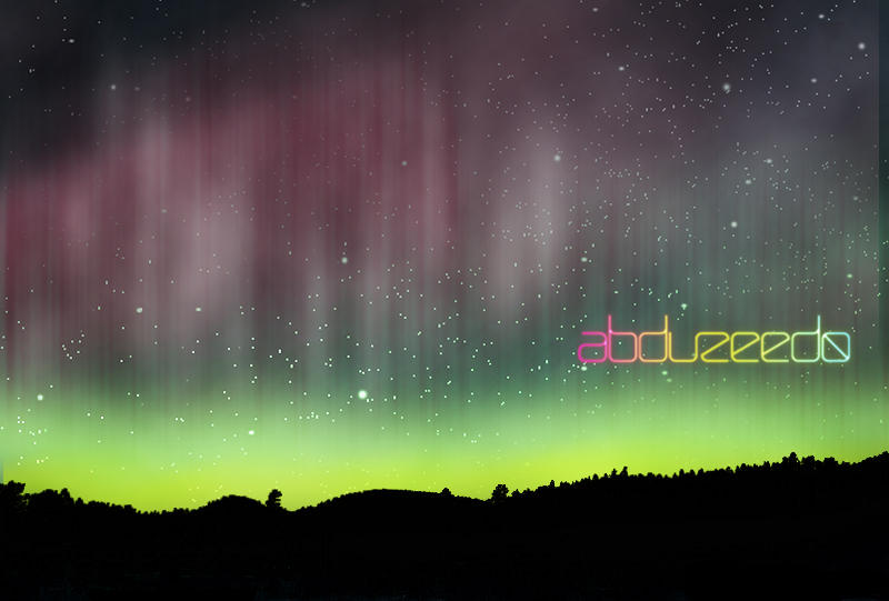 Aurora Wallpaper Tutorial